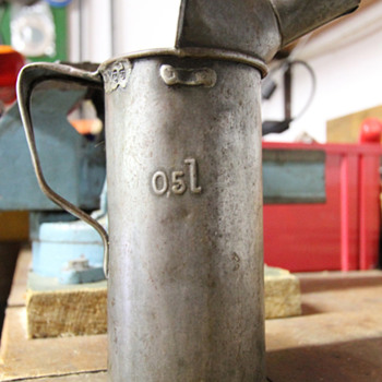 Historic Oilcan - Petroliana