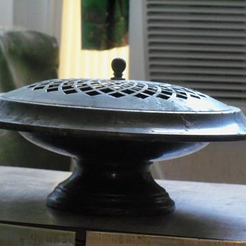 Antique Silver Pie Plate? - Kitchen