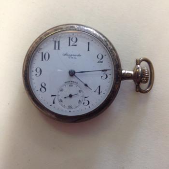Hiegrade U.S.A. Pocket Watch, 15jewels