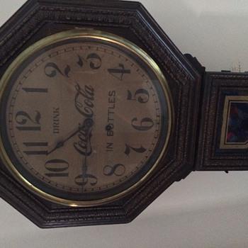 Coke clock - regulator style  - Clocks