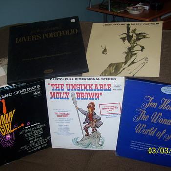 jackie gleasons lovers portfolio - Records
