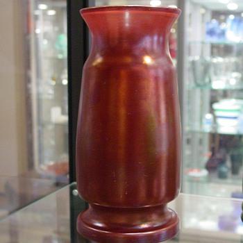 An original G vase by de Bazel 1917 - Art Glass