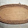 Native American Washoe Paiute Woven Basket
