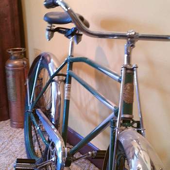 1930 s 40 Western union messenger bike - Sporting Goods