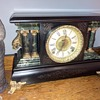 1881 -1885 E. Ingraham 'Adrian' model shelf clock - after