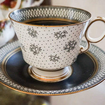 Paladin China Staffordshire Tea Cup & Saucer - China and Dinnerware
