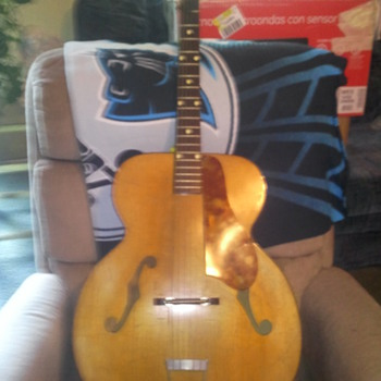 vintage kay guitar - Guitars