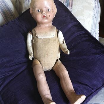 Mamas doll - Dolls