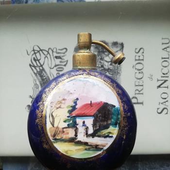 Antique Perfume Bottle - Bottles