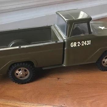 Tonka Army - Model Cars