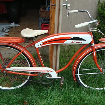 1940s Rollfast Delux Bicycle