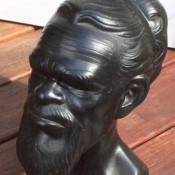 Takacs Studio 1960s Aboriginal Bust - Pottery