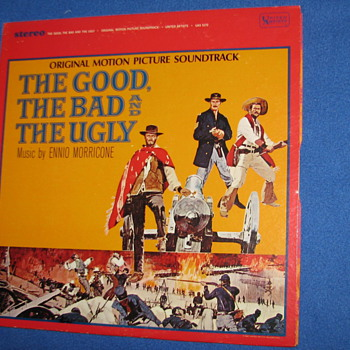 1967 VINTAGE RECORD: THE GOOD, THE BAD & THE UGLY