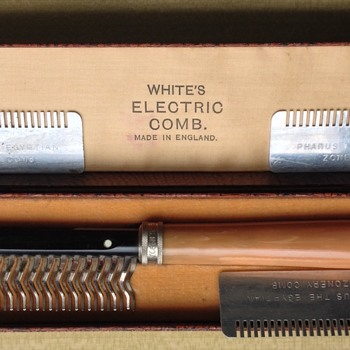 White's Electric Comb - Accessories