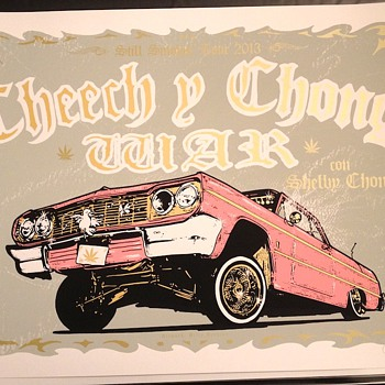 Cheech & Chong, with War, 2013 - Posters and Prints