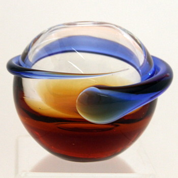 Planetary magic - Art Glass