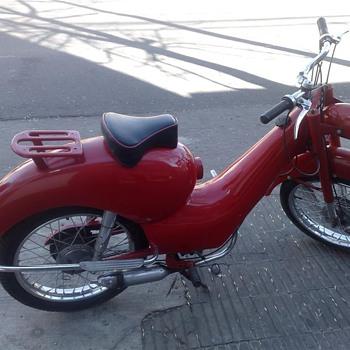 Paperino 48cc 1957 Italian - Motorcycles