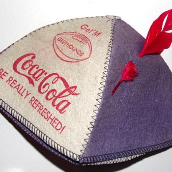 1959 Coca-Cola Beanie - Coca-Cola