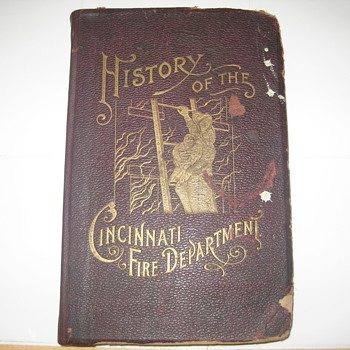 History of the Cincinnati Fire Department