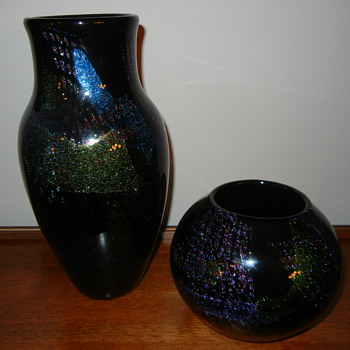 Stafford Dichroic Glass  - Art Glass