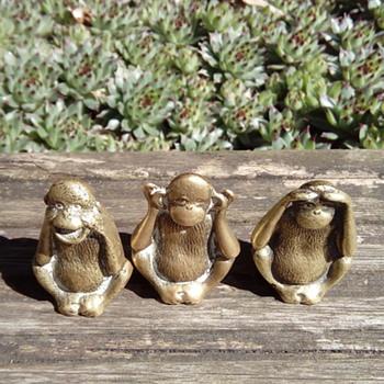 My brass monkeys - Asian