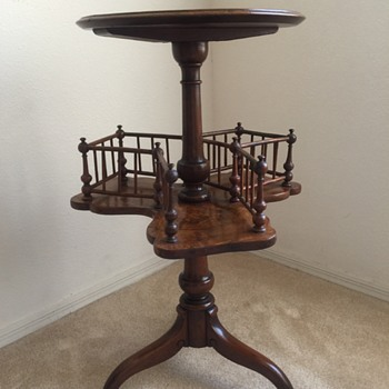 Antique butler table - Furniture