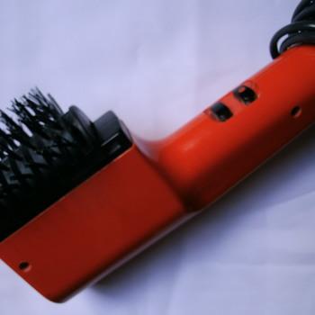 Vintage hair dryer. - Electronics