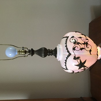 Is this a Carl Falkenstein lamp? - Lamps