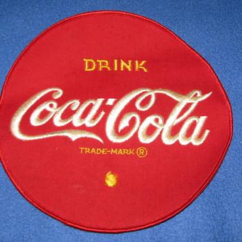Vintage Coca-Cola Patch - Coca-Cola