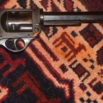 Bakelite Pistol  Gun Pipe Consolidated Pipe Factory - Tobacciana