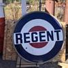 Regent Gas Sign