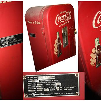 Vendo 39 - Coca-Cola