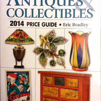 Antique Trader Price Guide  - Books