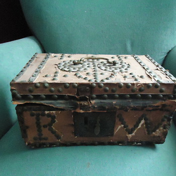 Antique Box - Furniture