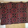 Native American Pattern Rug, unknown time or place or origin