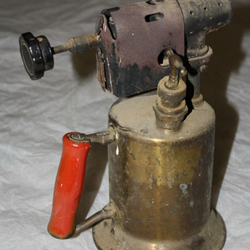 Plumber's Blow Torch - Tools and Hardware