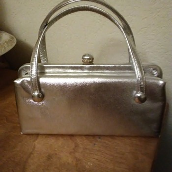 My grandmother's clutch purse - Bags