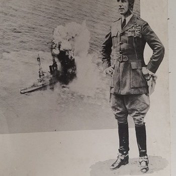 WW1 International News Photo General Billy Mitchell - Military and Wartime