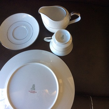 Made in Detroit - China and Dinnerware