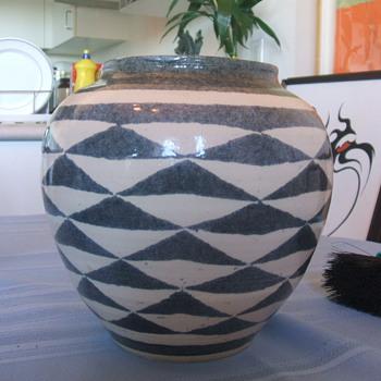 Mysterious Vase #2 - Pottery