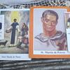 St. Martin De Porres Relics Novena Prayer Cards