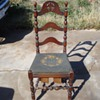 Grandma Olives chair