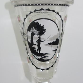 Deckelpokal, ca. 1920, Haida (Nový Bor) or Steinschonau (Kamenický Šenov) - Art Glass