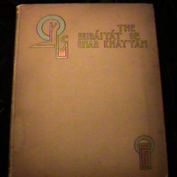 Rubaiyat of Omar Khayyam 1905 Ill. Adelaide Hanscom Dodge Publishing - Books