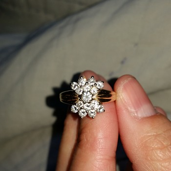 my grandmother's cocktail ring