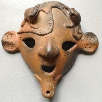 Origin of Mask???