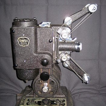 1933 Ampro Precision Projector - Silent Movies - Movies