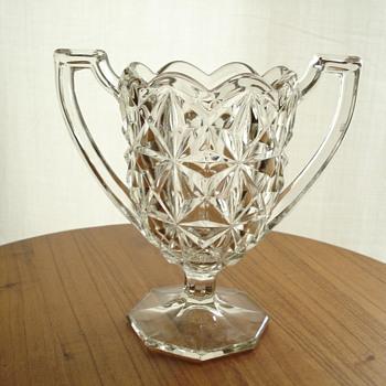 Trophy Vase - Glassware