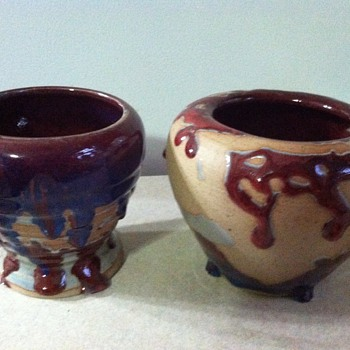 Mark z with a line through it ? - Pottery