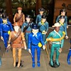"Marx 12"" Cavalry Figures From the Johnny West Series"